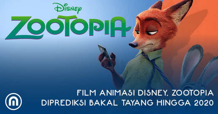 Film Animasi Disney, Zootopia