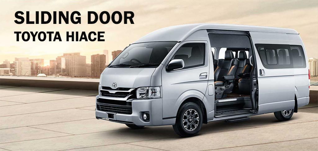 Sliding Door Toyota Hiace